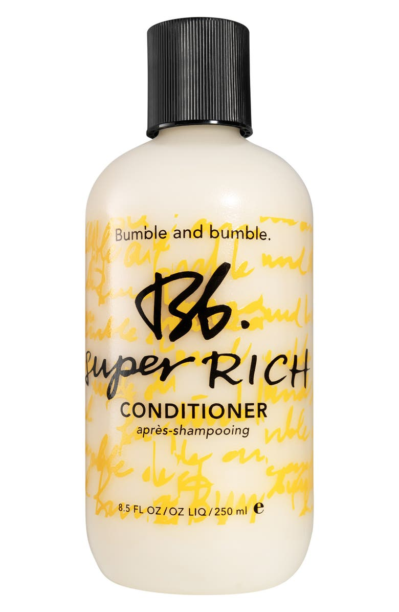 BUMBLE AND BUMBLE. Super Rich Conditioner, Main, color, NO COLOR