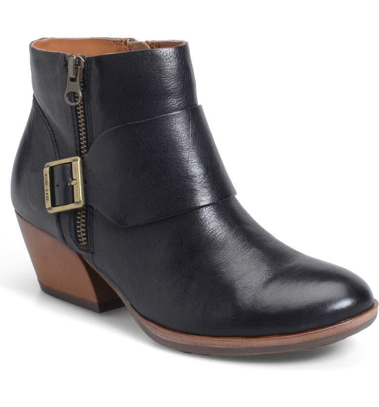 KORK-EASE<SUP>®</SUP> Kork-Ease<sup>™</sup> 'Isa' Side Zip Boot, Main, color, 001