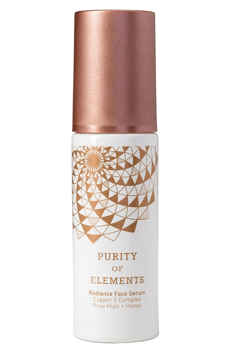 PURITY OF ELEMENTS Radiance Face Serum, Main, color, 000