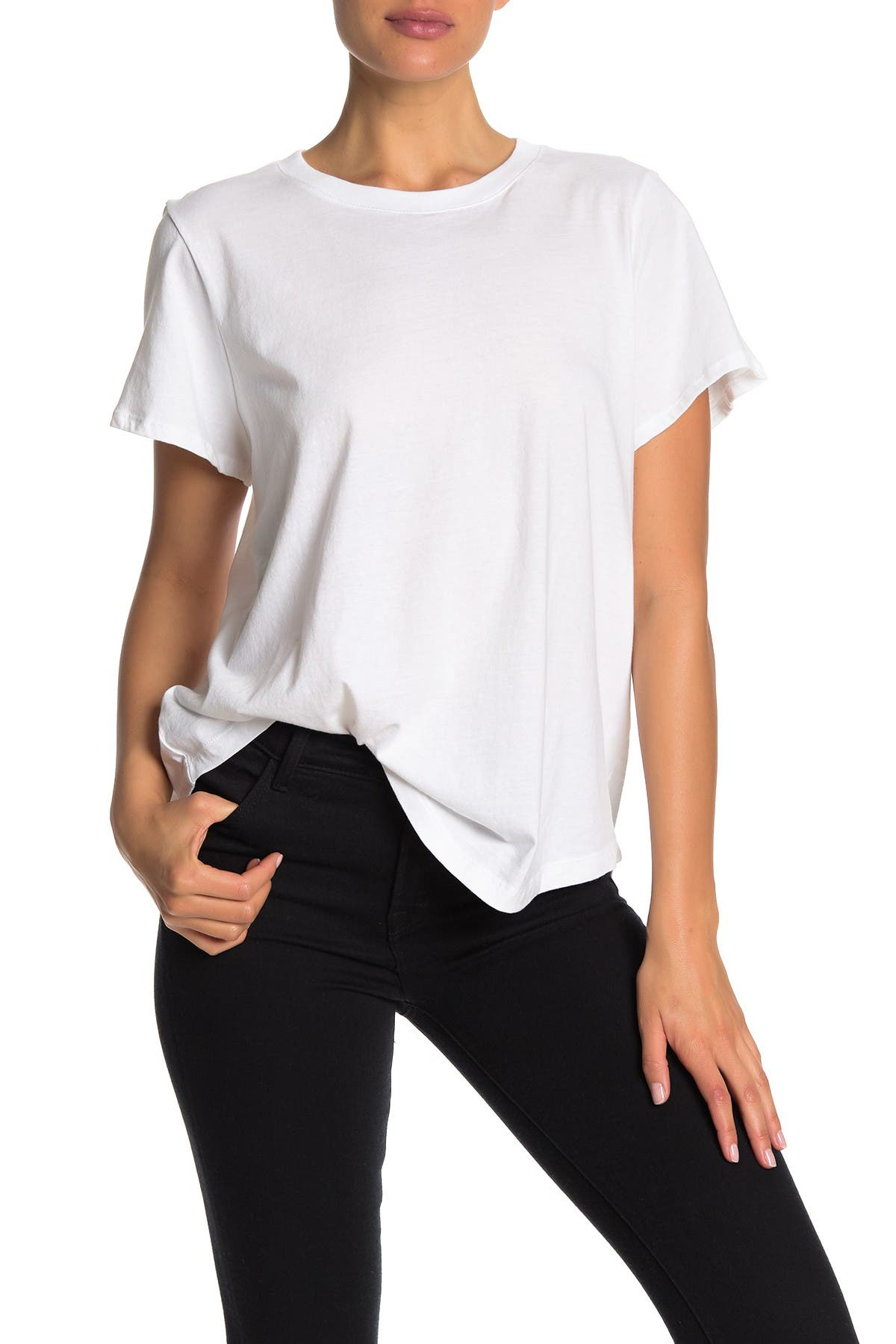 Image of Madewell Vintage Crew Neck T-Shirt