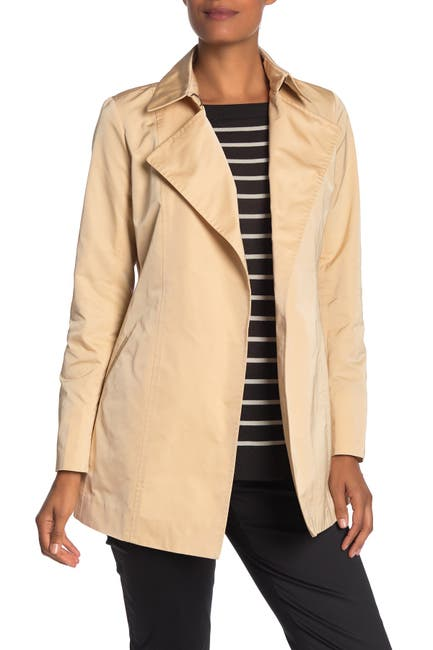 Image of Lafayette 148 New York Hadley Trench Coat