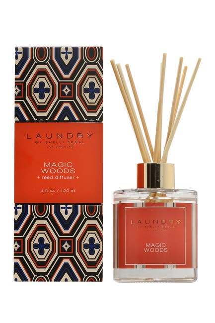 Image of Laundry By Shelli Segal Magic Woods Reed Diffuser