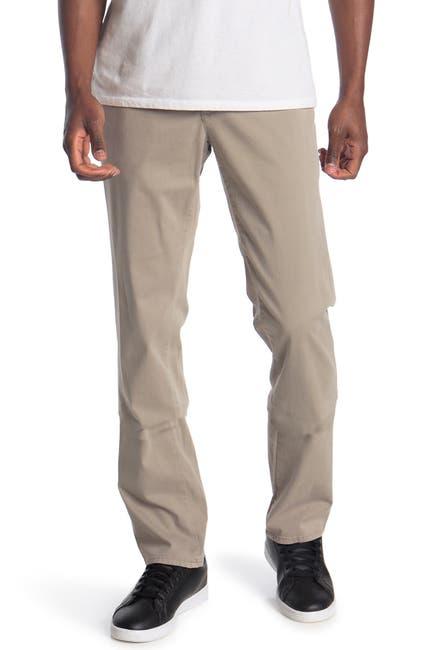 Image of AG Lux Khaki Chino Pants
