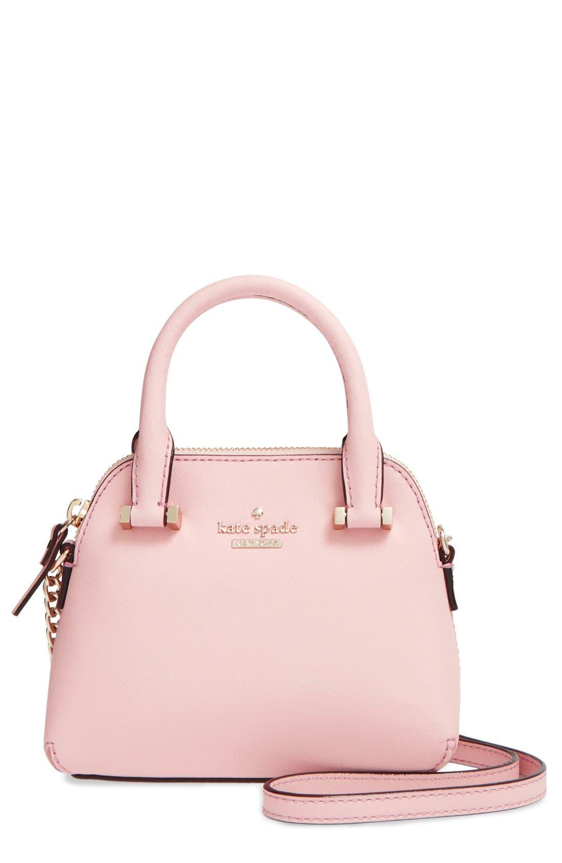 ,                             'cedar street - mini maise' crossbody bag,                             Main thumbnail 8, color,                             650