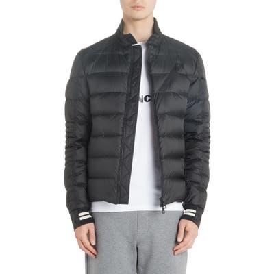 Moncler Brel Down Puffer Jacket, Black