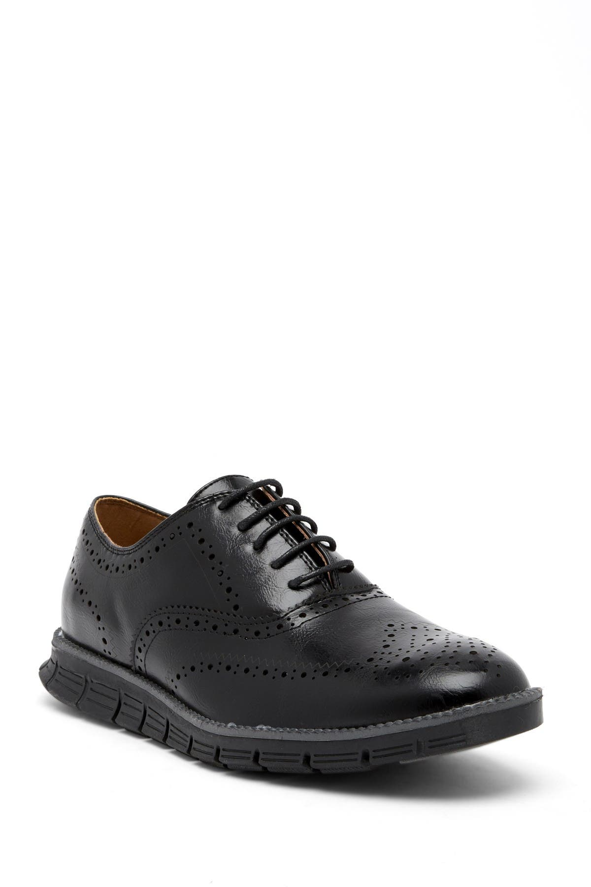 Image of Deer Stags Benton Lace-Up Brogue Oxford - Wide Width Available