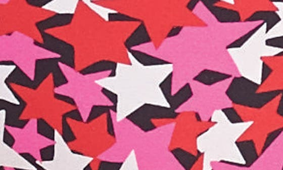 GEO STARS RED