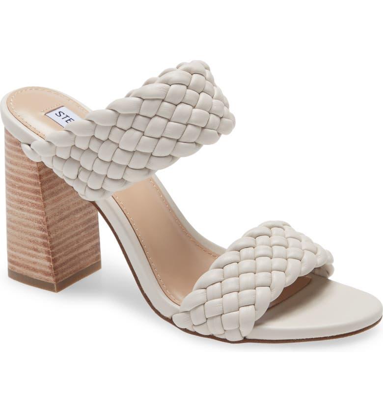 STEVE MADDEN Tielo Sandal, Main, color, BONE