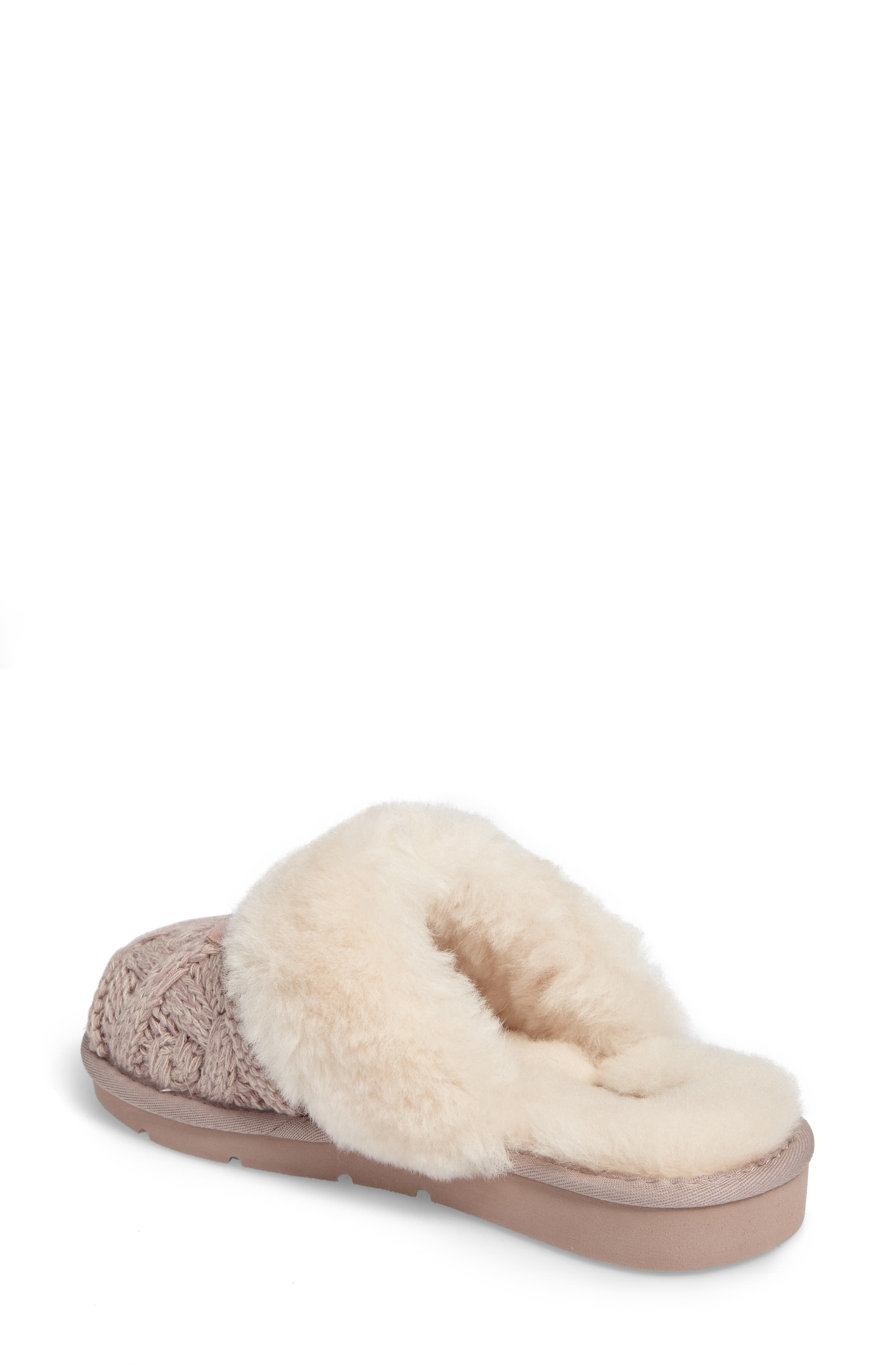 ,                             Cozy Cable Slipper,                             Alternate thumbnail 16, color,                             502