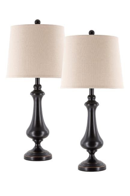 Image of SURYA HOME Clarkson Lamp