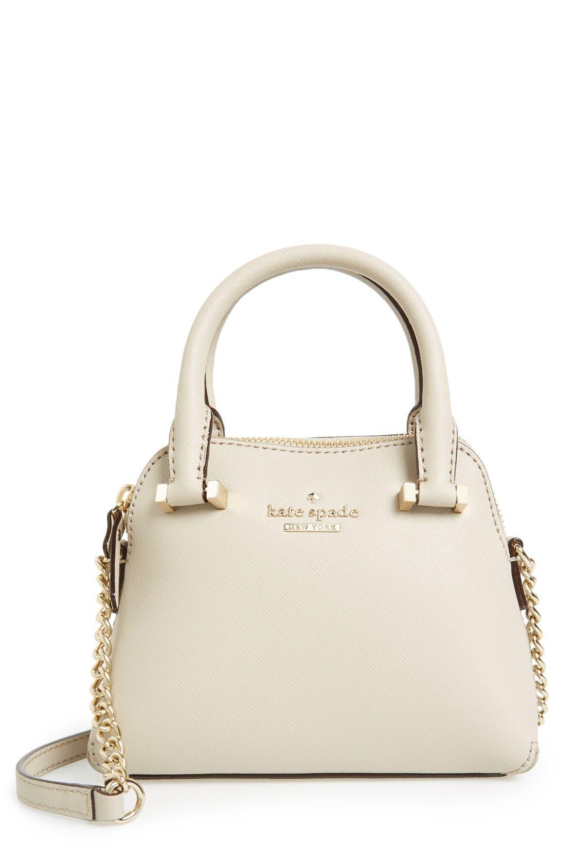 ,                             'cedar street - mini maise' crossbody bag,                             Main thumbnail 5, color,                             292