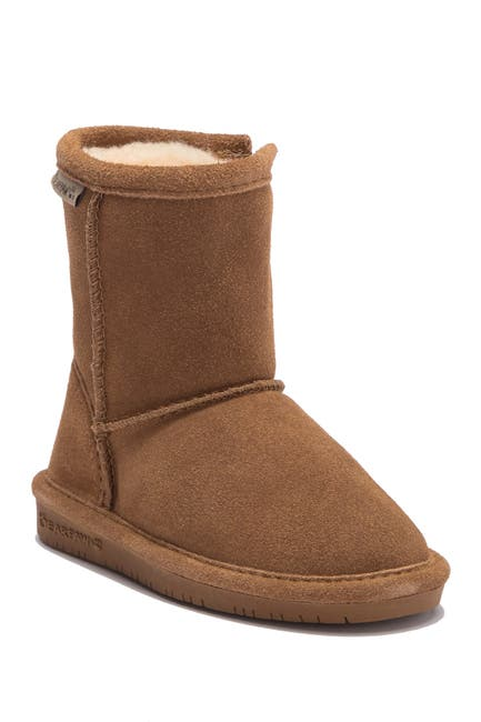 Image of BEARPAW Emma Side-Zip Genuine Shearling Lined Boot