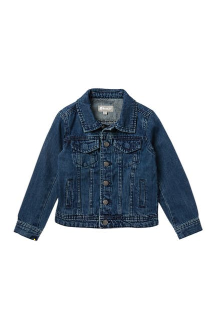 Image of Tractr Basic Jean Jacket