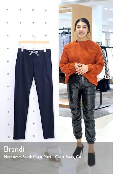 Cropped Drawstring Pants, sales video thumbnail