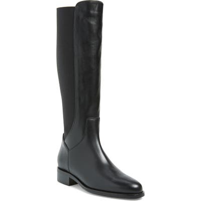 Aquatalia Neda Tall Weatherproof Boot- Black