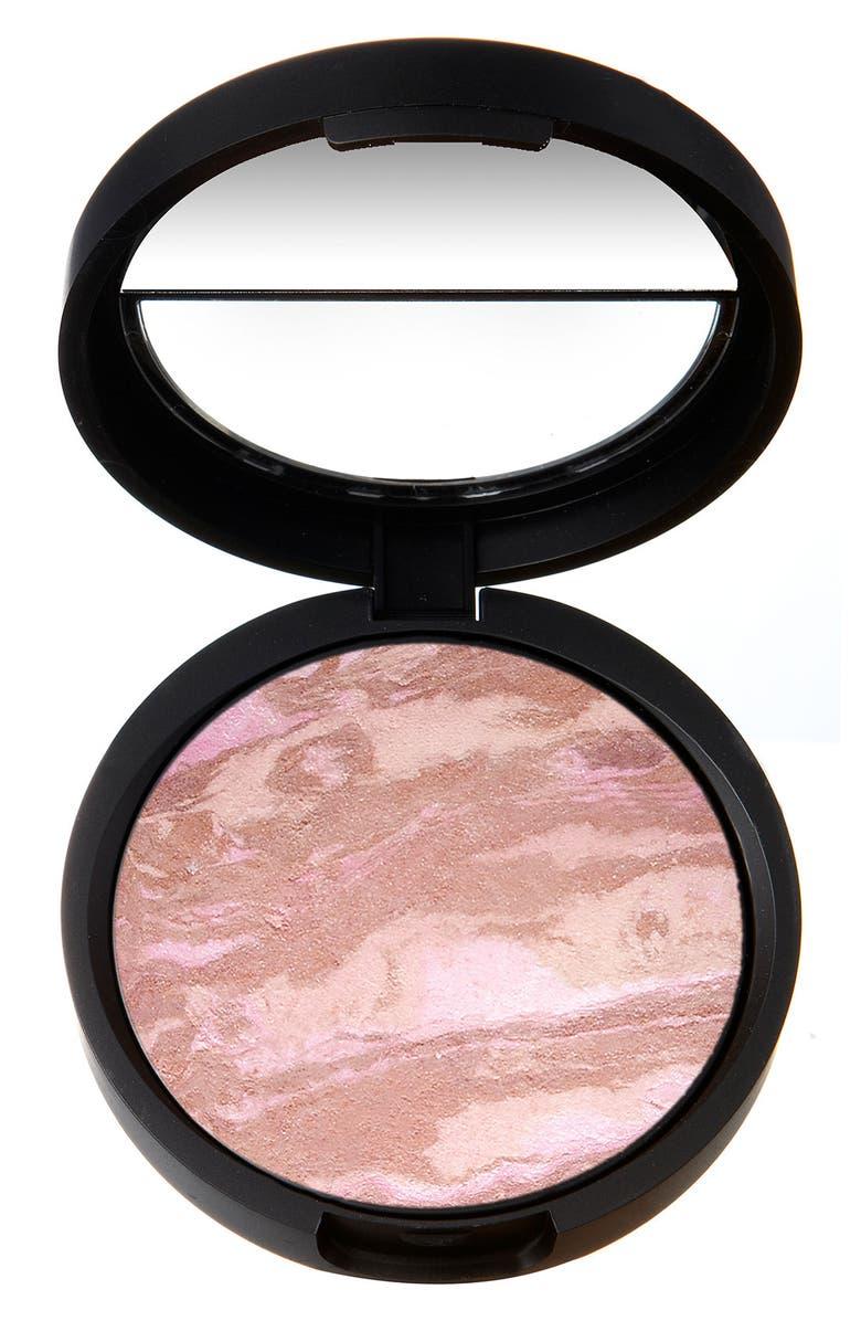 LAURA GELLER BEAUTY Bronze-n-Brighten Baked Color Correcting Bronzer, Main, color, FAIR