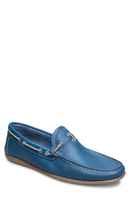 Image of Sandro Moscoloni Rust Slip-On Venetian Loafer