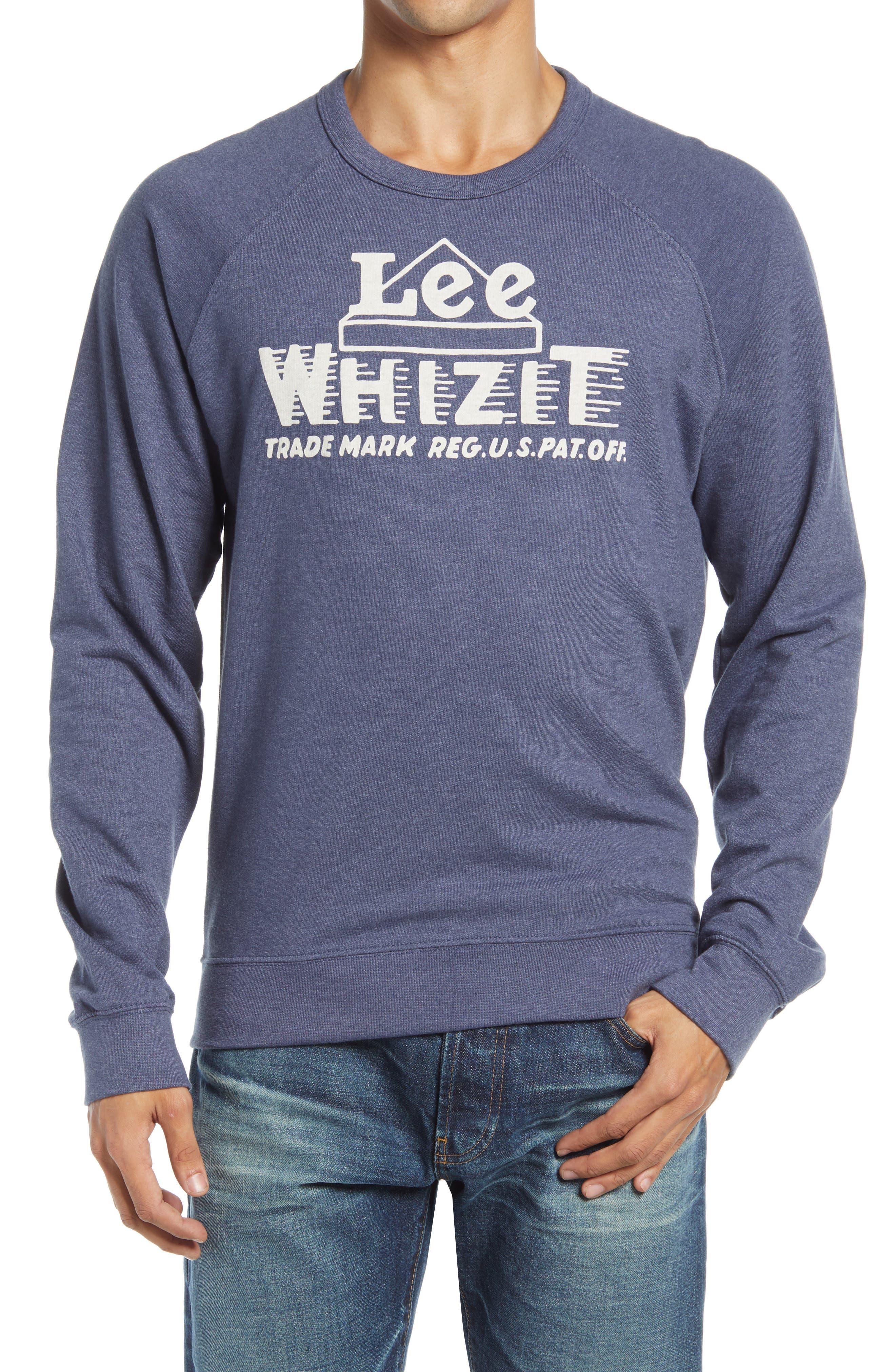 Whizit Crewneck Sweatshirt