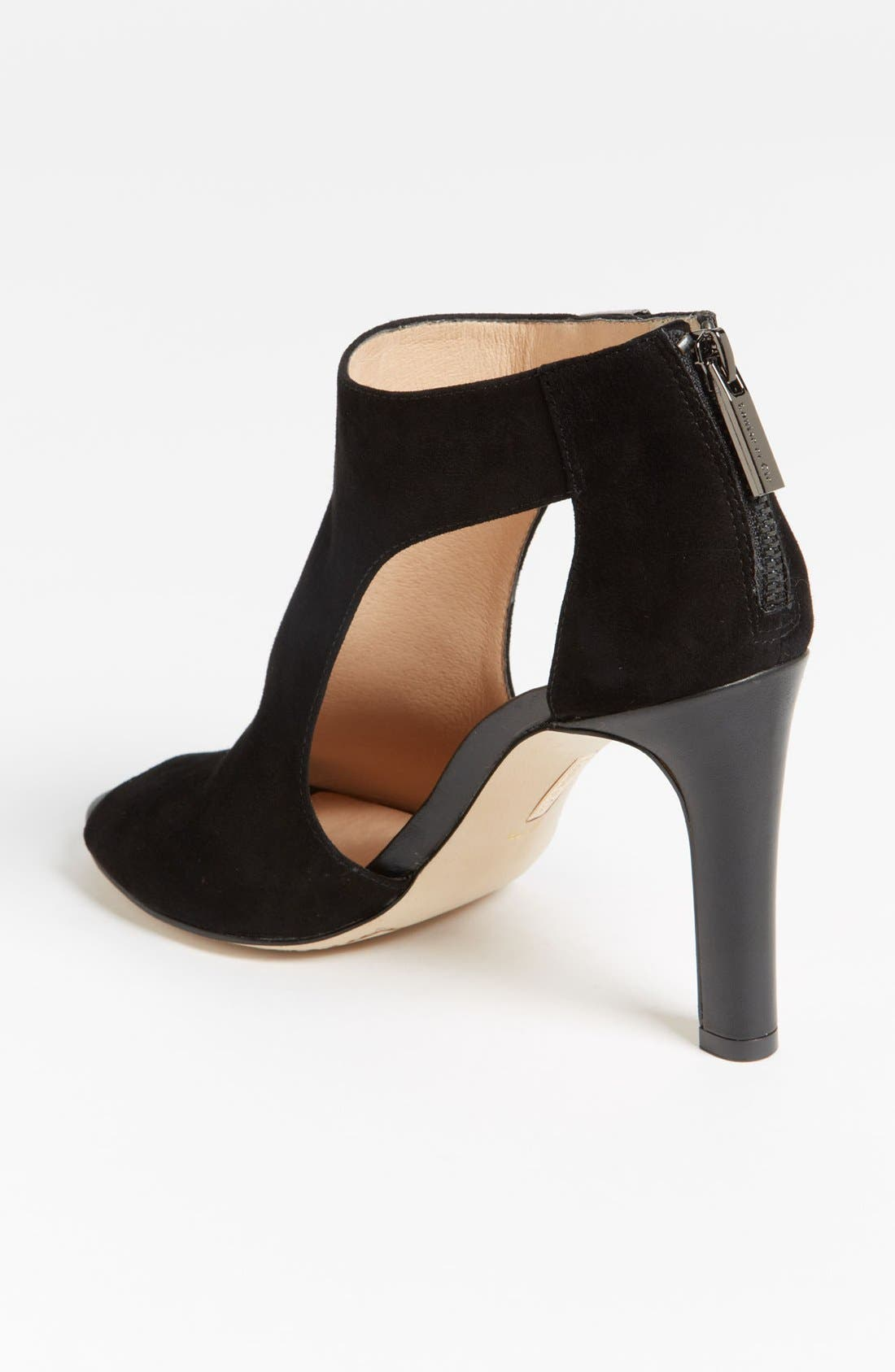 ,                             'Olivia' Bootie,                             Alternate thumbnail 4, color,                             001