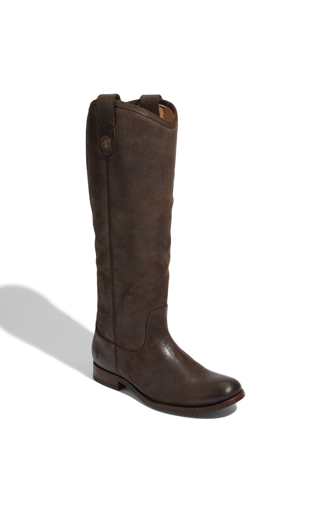 ,                             'Melissa Button' Leather Riding Boot,                             Main thumbnail 101, color,                             225