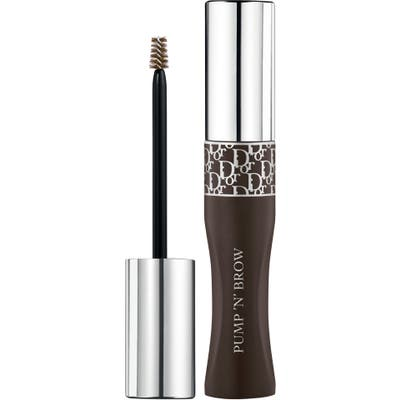 Dior Diorshow Pump N Brow Squeezable Brow Mascara - 004 Black
