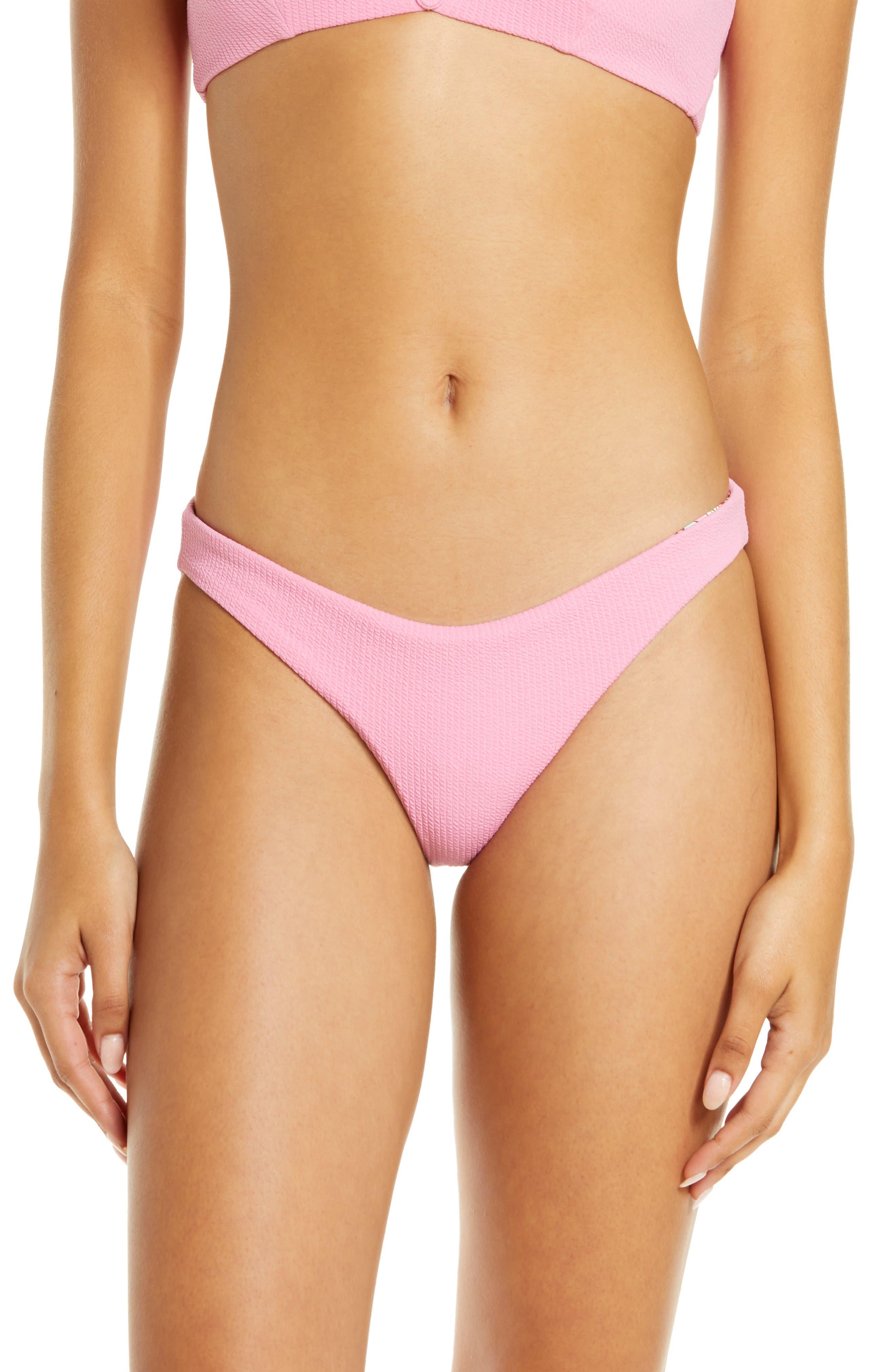 Rose Lemonade Flirt Reversible Bikini Bottoms