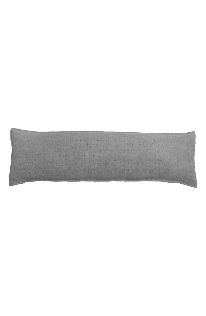 POM POM AT HOME Montauk Body Pillow, Main, color, OCEAN