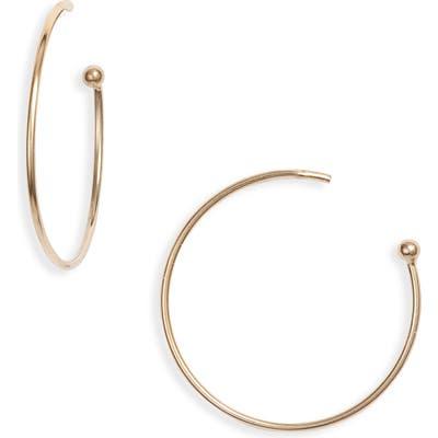 Marida Linea Hoop Earrings