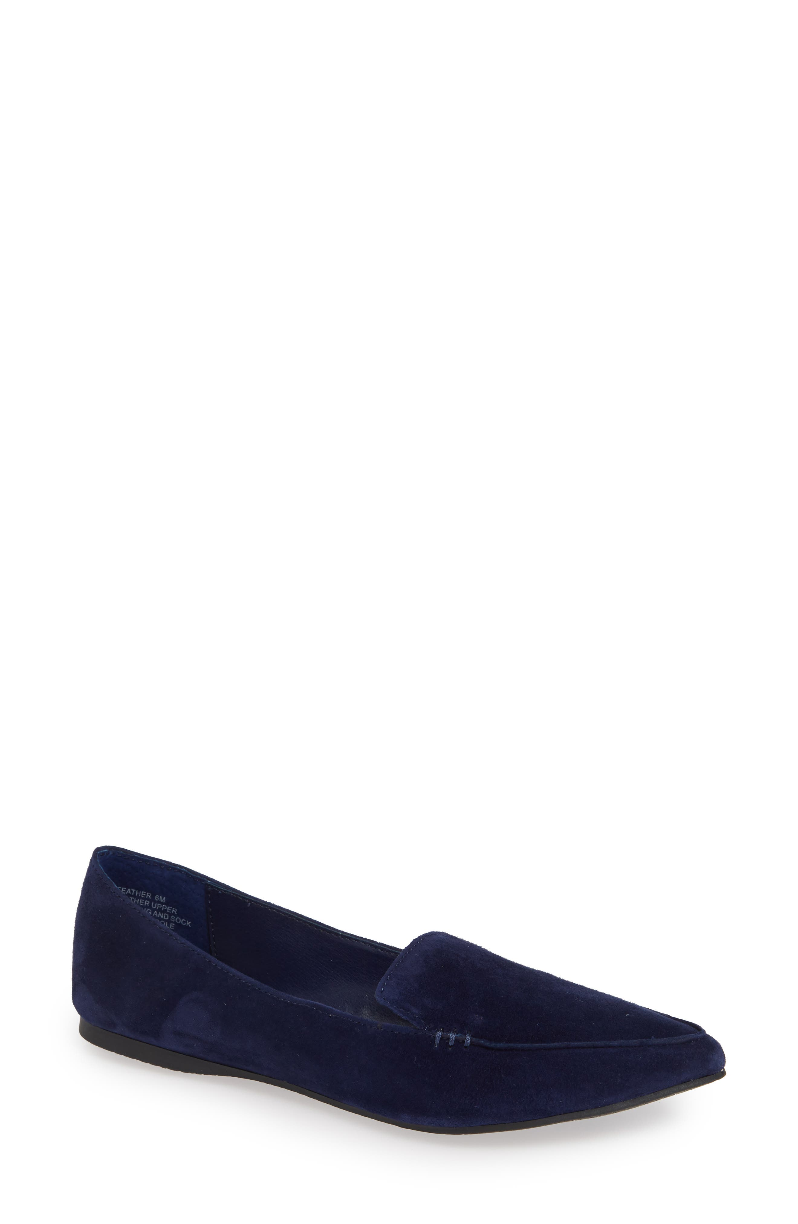 ,                             Feather Loafer Flat,                             Main thumbnail 31, color,                             416
