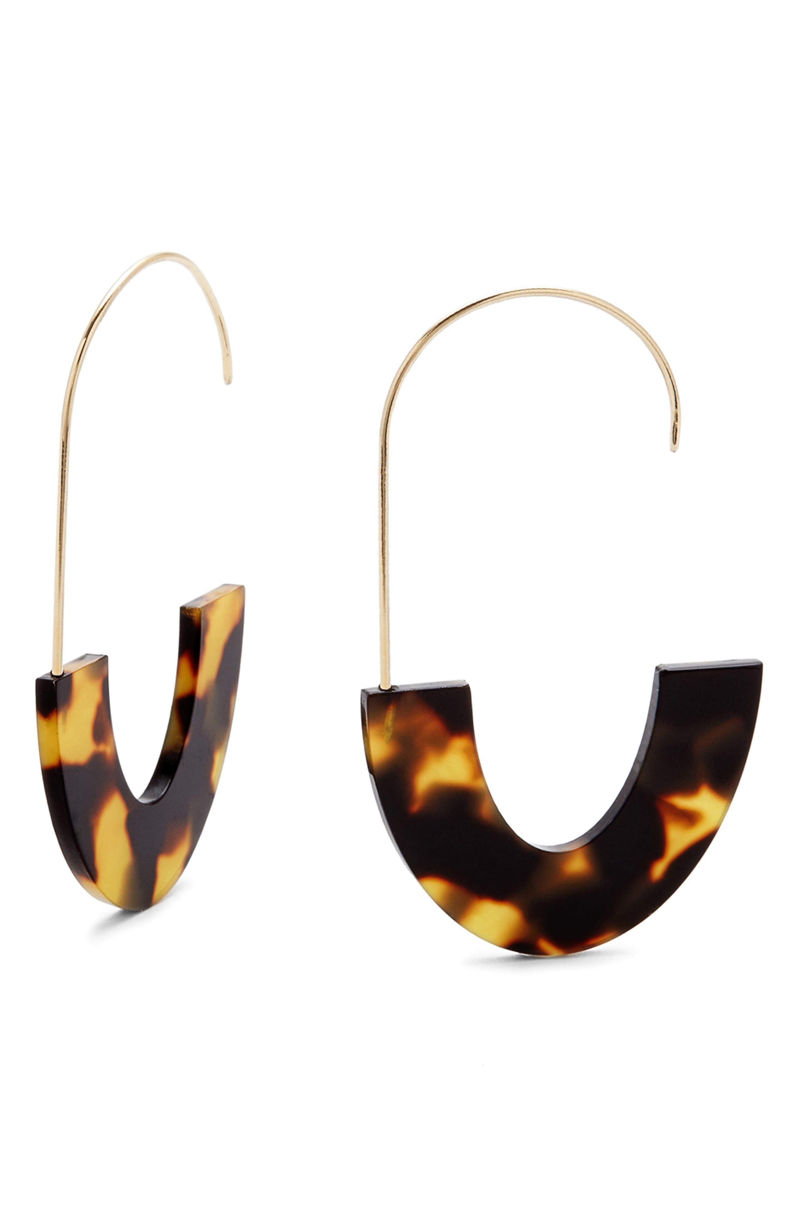 Cleo Hoop Earrings