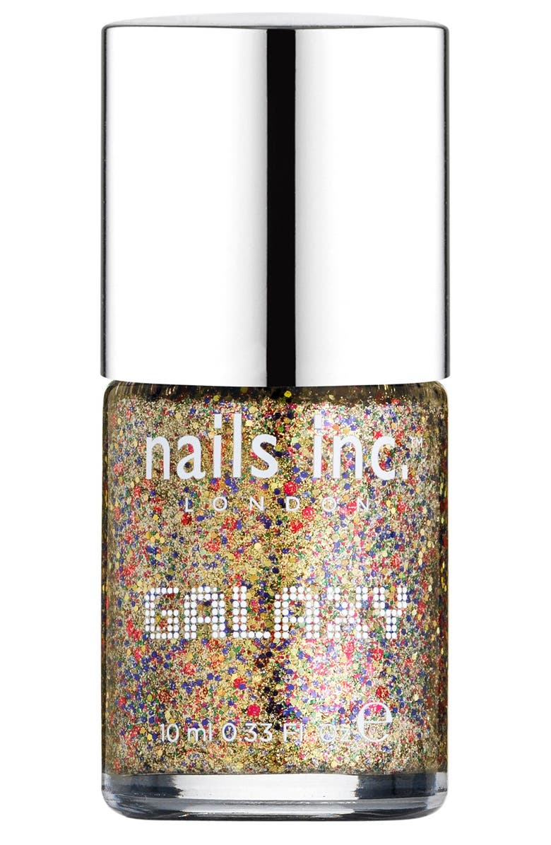 NAILS INC. LONDON 'Galaxy' Nail Polish, Main, color, 220
