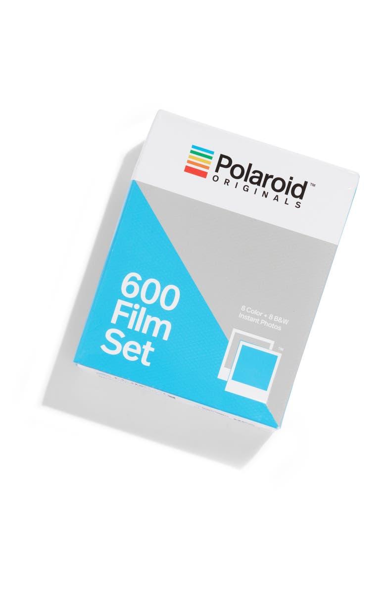 Polaroid Originals 600 Color Instant Film 8 Exposures