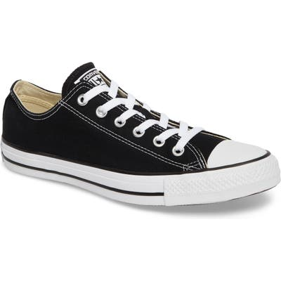 Converse Chuck Taylor All Star Low Sneaker, Black