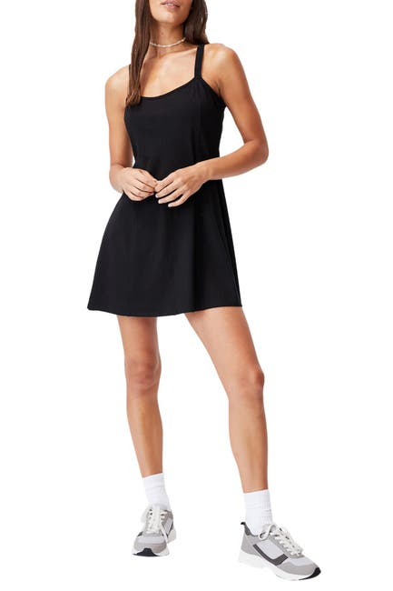 Image of Cotton On Turner Strappy Mini Dress