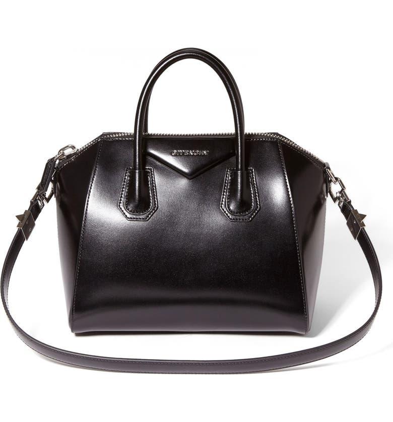 Givenchy Antigona Calfskin Leather