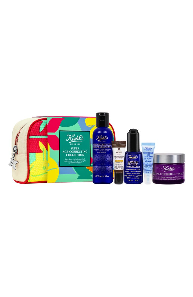 KIEHL'S SINCE 1851 Super Age-Correcting Collection, Main, color, NO COLOR