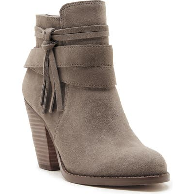 Sole Society Rumi Bootie- Brown