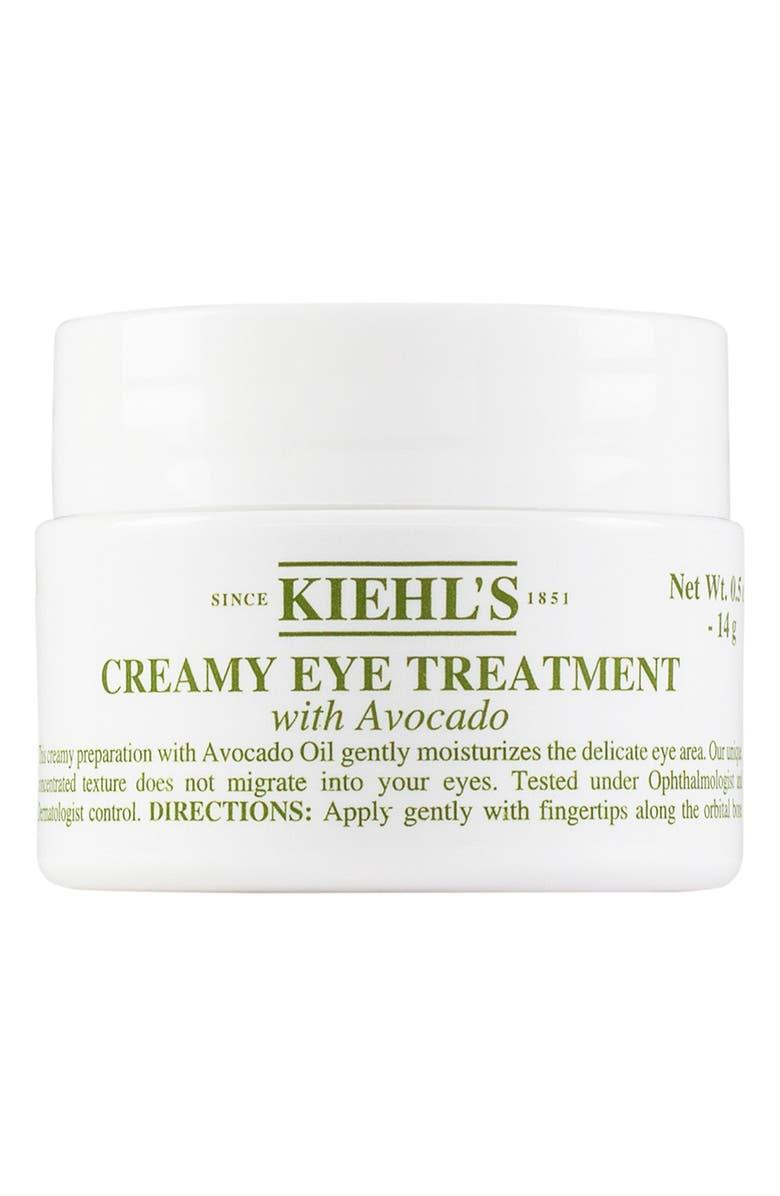 KIEHL'S SINCE 1851 Creamy Eye Treatment with Avocado, Main, color, NO COLOR