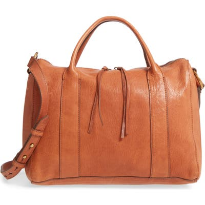 Madewell O-Ring Leather Satchel -