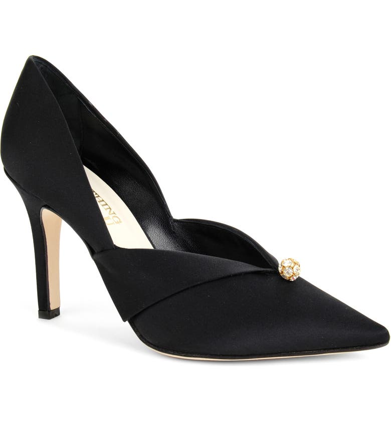 Selah D'orsay Pump by Something Bleu