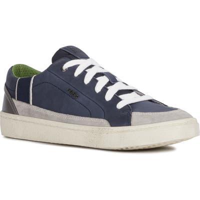 Geox Warley 7 Sneaker, Blue