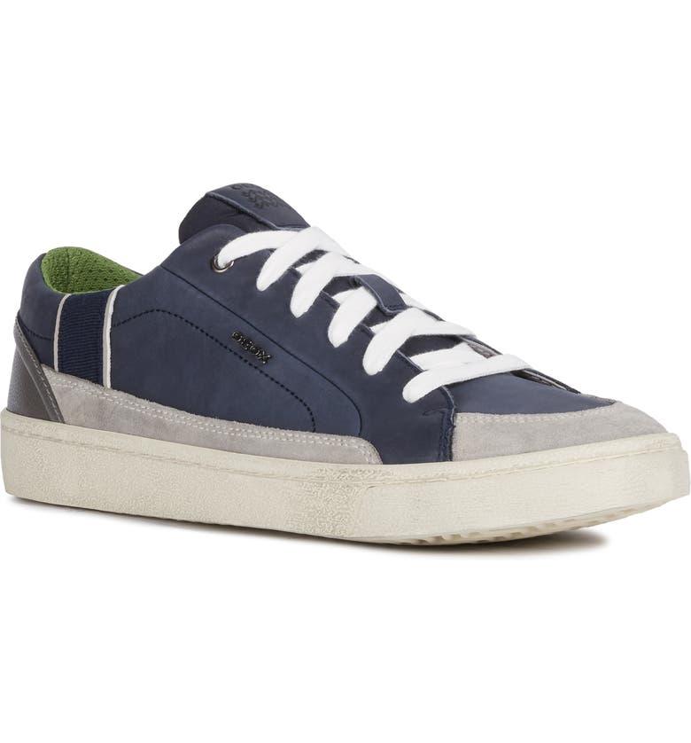 Geox Warley 7 Sneaker (Men) | Nordstrom