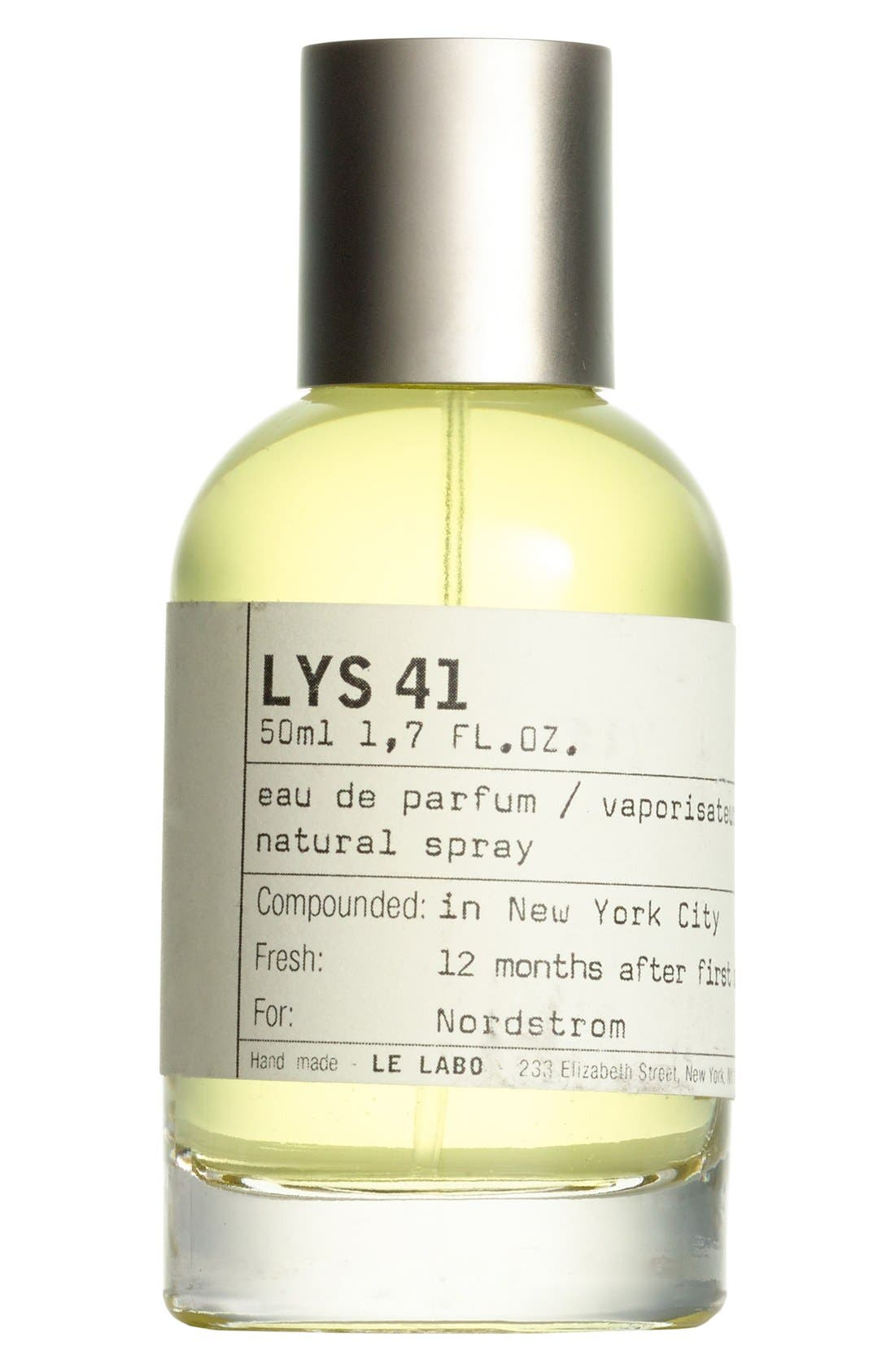 ,                             'Lys 41' Eau de Parfum,                             Alternate thumbnail 5, color,                             NO COLOR
