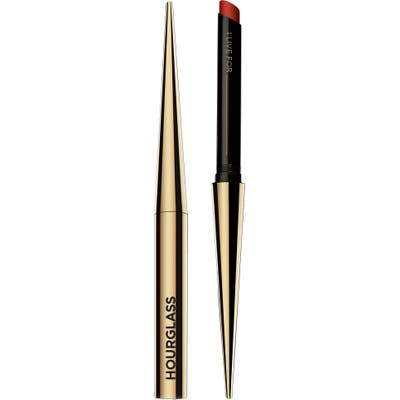 Hourglass Confession Ultra Slim High Intensity Refillable Lipstick - I Live For - Vibrant Coral