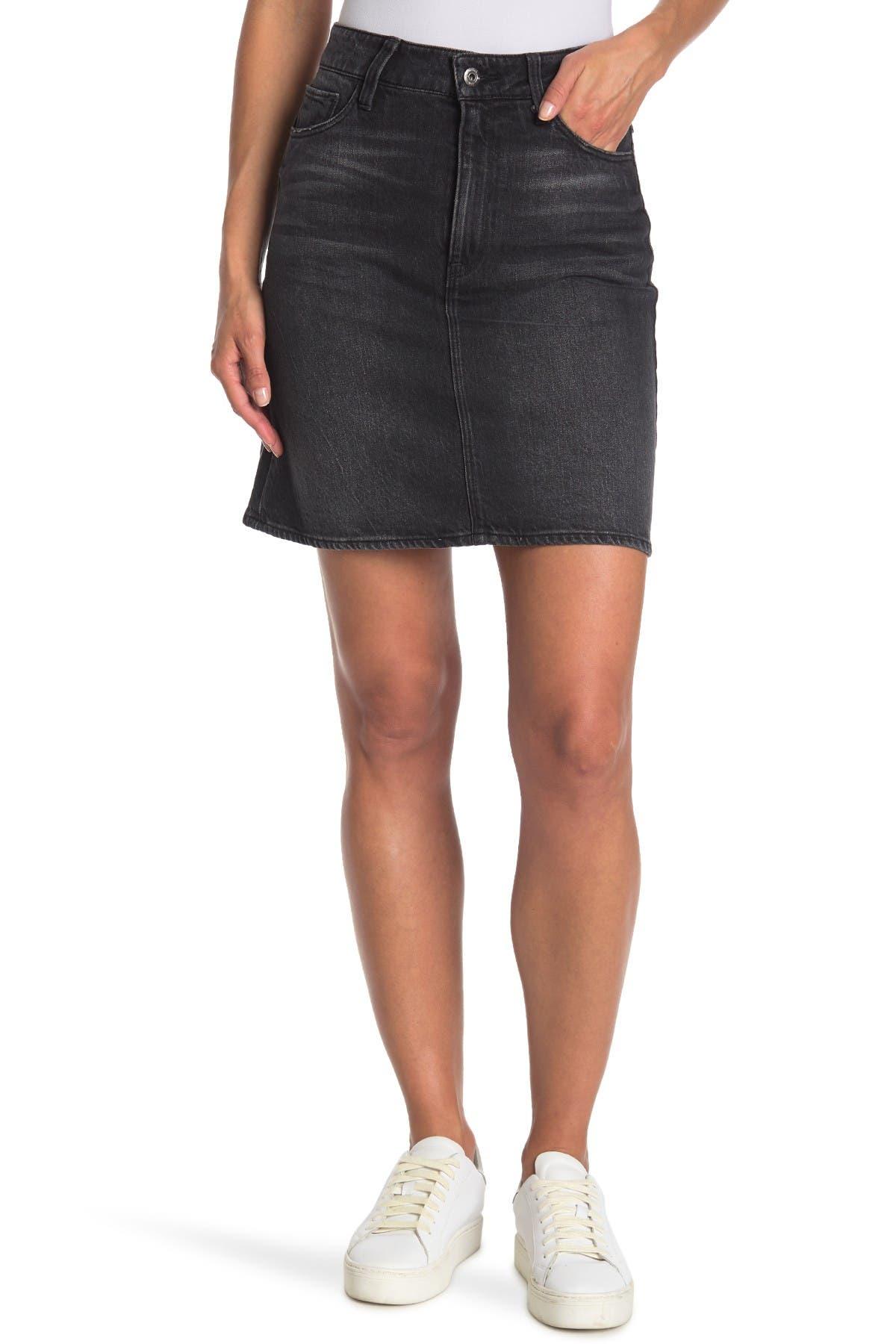 Image of G-STAR RAW 3301 Denim Skirt