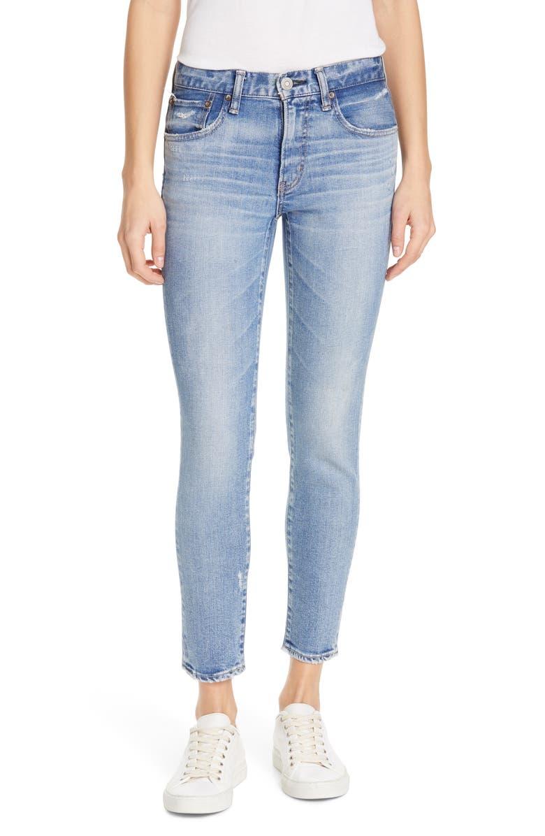 MOUSSY Vintage Edmond Crop Skinny Jeans