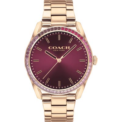 Coach Preston Bracelet Watch,