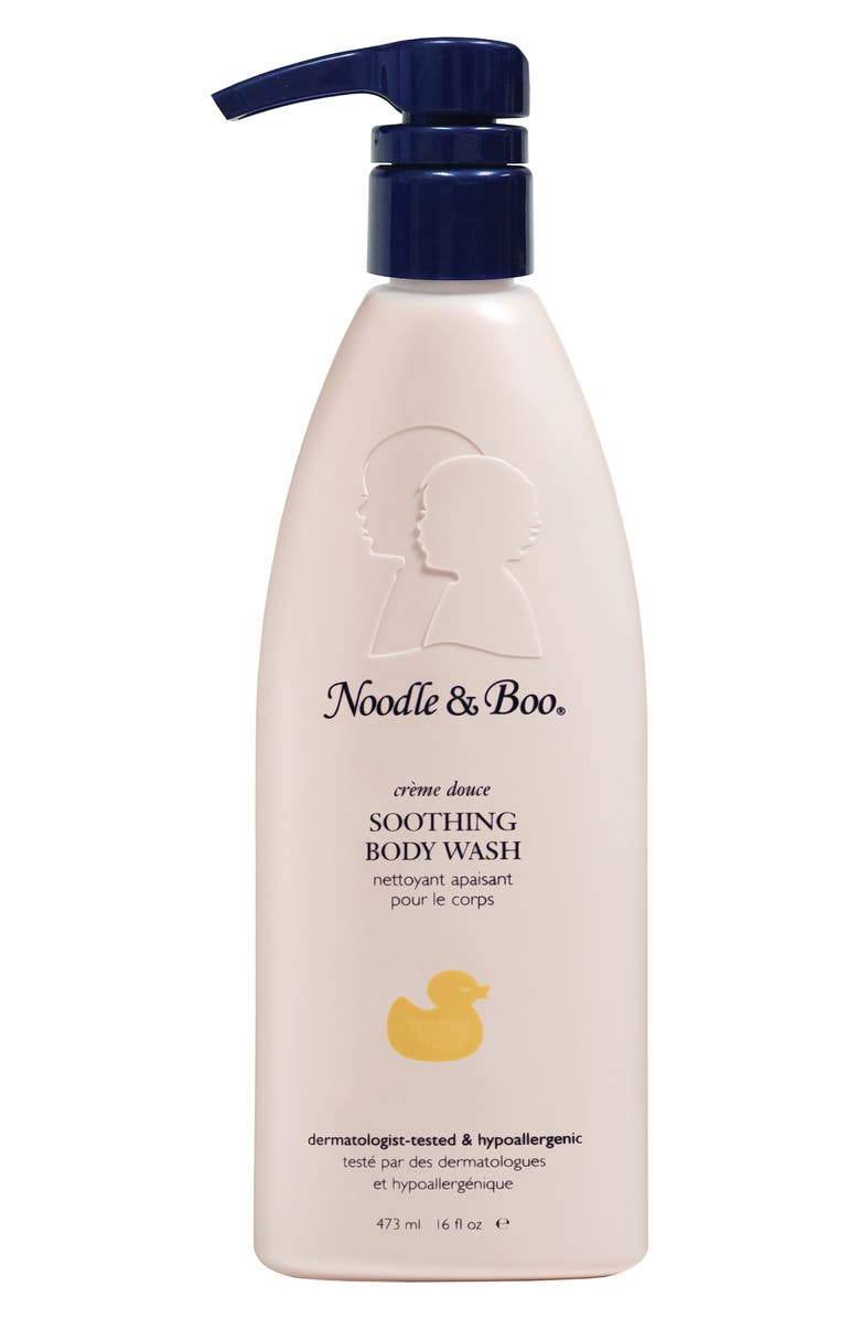 NOODLE & BOO Soothing Body Wash, Main, color, NONE