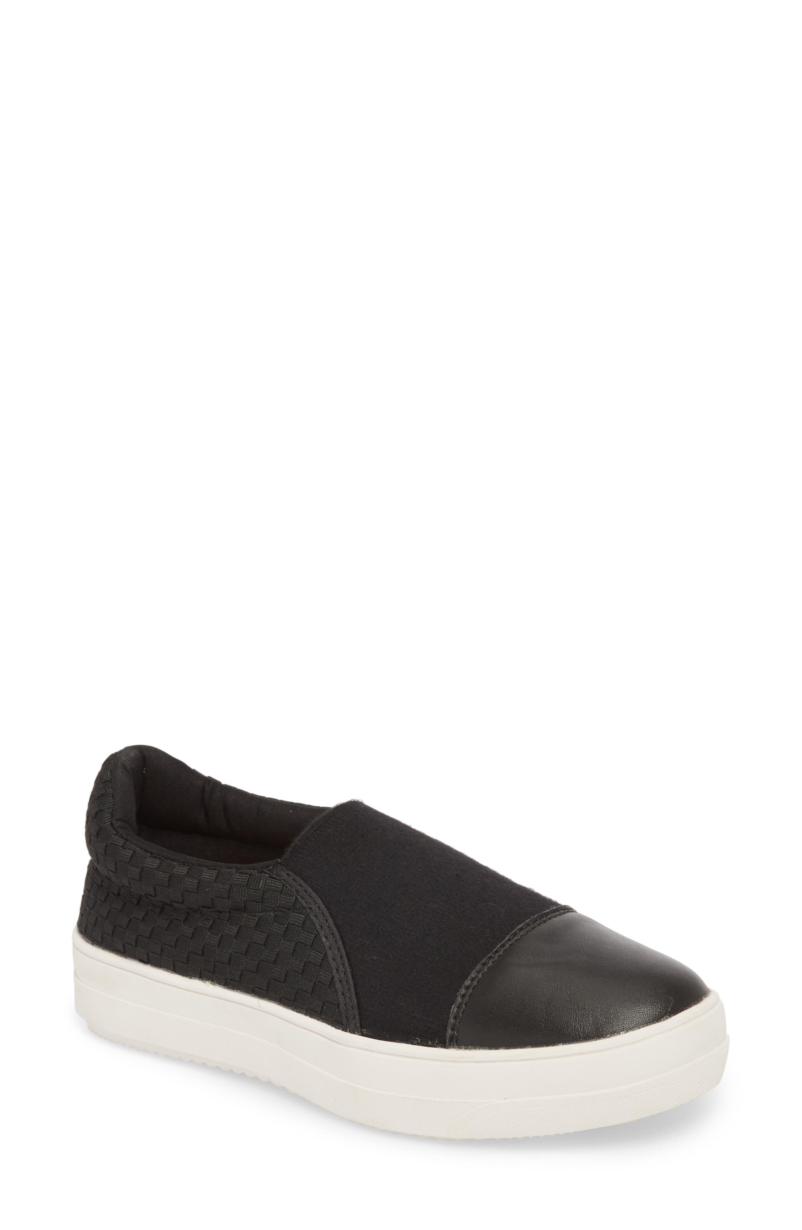 Bernie Mev. Dynasty Sneaker, Black