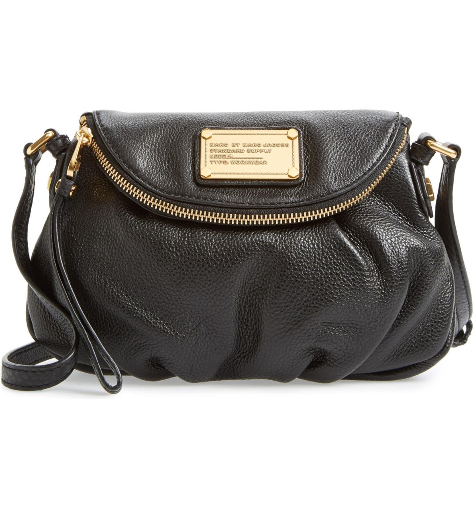 13a7c105ec MARC BY MARC JACOBS 'Classic Q Natasha - Mini' Crossbody Flap Bag |  Nordstrom